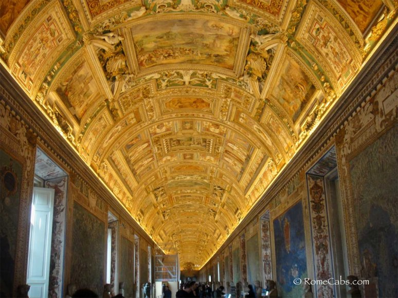 Vatican Museums Hall of Maps