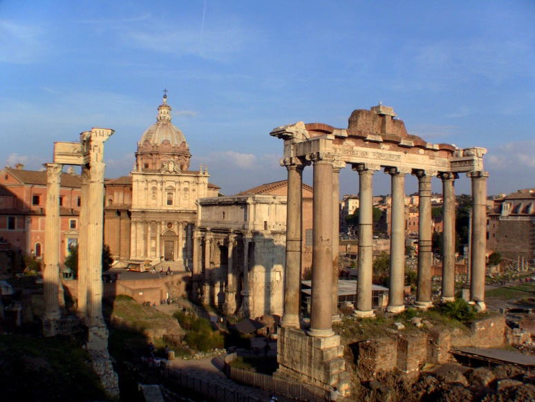Roman Forum - Rome in A Day Tour with Rome Cabs