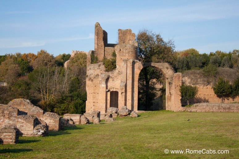 Circus of Maxentius / Circo Massenzio - with RomeCabs