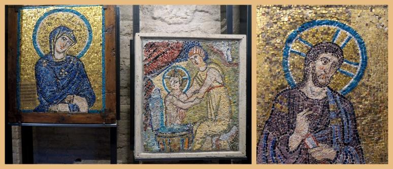 santa Maria Antiqua Mosacis