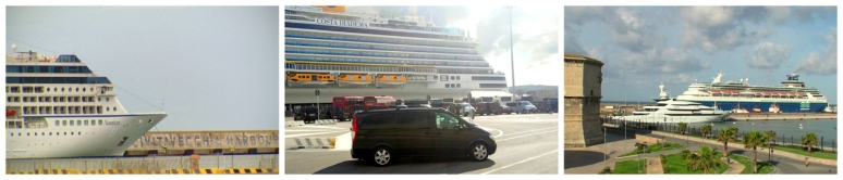 Civitavecchia Port Transfers with Stefano's RomeCabs