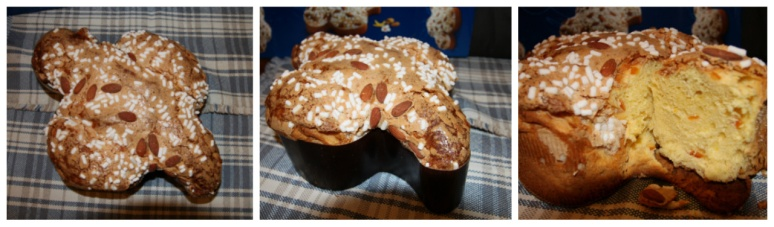 Colomba Easter Panetone SM