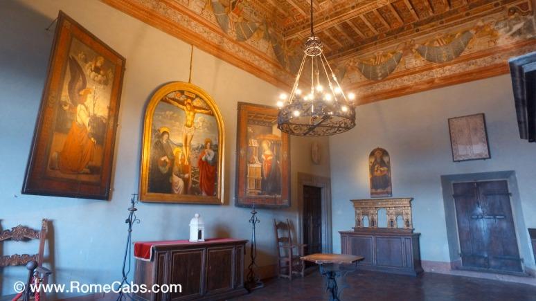 Bracciano Orsini-Odescalchi Castle - with RomeCabs