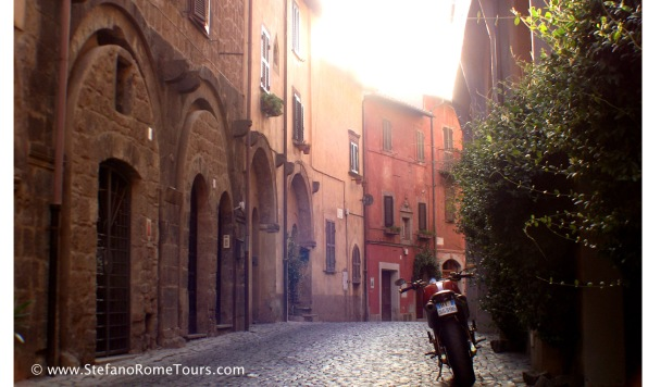Quiet street in Tuscania - Secret Italian Countryside Destinations near Rome