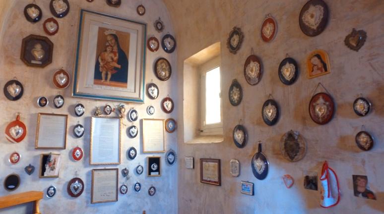 Capella della Grazie Ricevute in Ceri - with RomeCabs
