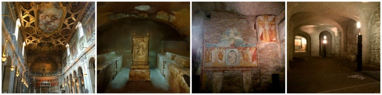 Basilica of San Clemente Underground Visit - RomeCabs