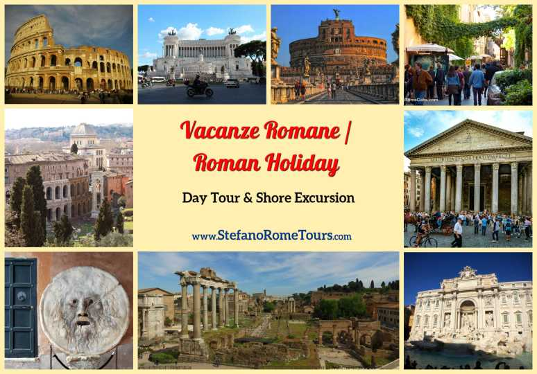 Rome Tours & Shore Excursions - Itineraries, Photos, Videos - VACANZE ROMANE