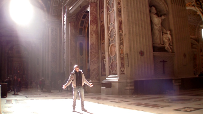 St Peter Basilica LIGHT